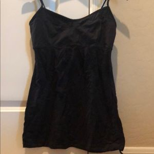 Lululemon Tank size 10!  Adjustable straps!